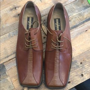 Other - ZenGarza dress shoes whiskey brown 13M